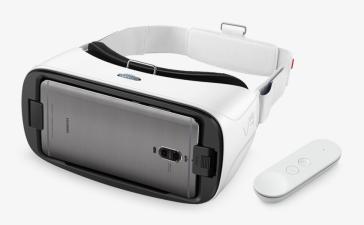 CES 2017: Google показала шлем виртуальной реальности Huawei