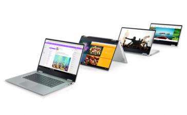 Lenovo представила перевертыши Yoga 720 и Yoga 520 со сканером отпечатков пальцев