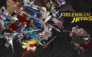 Nintendo выпустила Fire Emblem Heroes для Android и iOS