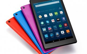 Amazon оснастила планшет Fire HD 8 голосовым помощником Alexa