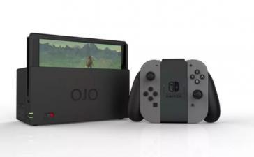 Nintendo Switch заслуживает портативную док-станцию с проектором