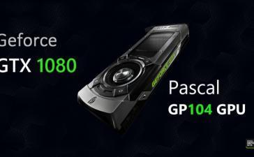 NVIDIA представила видеокарты GeForce GTX 1070 и GTX 1080