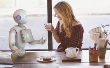 Суперкомпьютер IBM поможет стать роботу Pepper ещё умнее