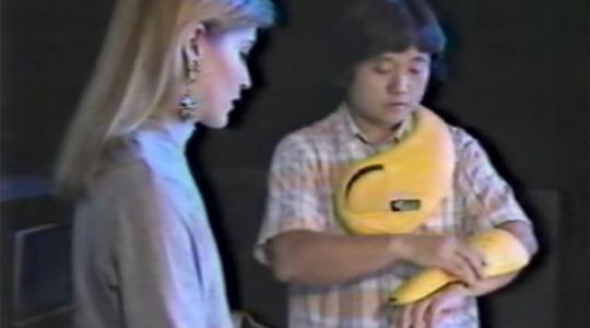 #видео дня | Удивительные прототипы носимой электроники из далёкого 1992 года
