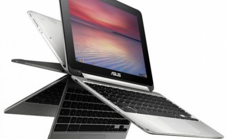 ASUS готовит хромбук-перевертыш Chromebook Flip C101