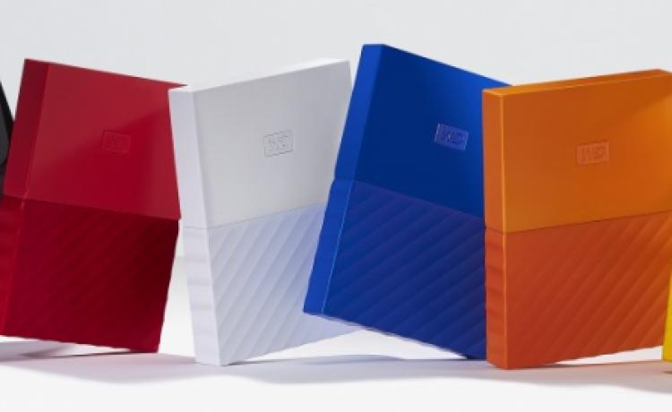 Western Digital представила свой первый портативный SSD