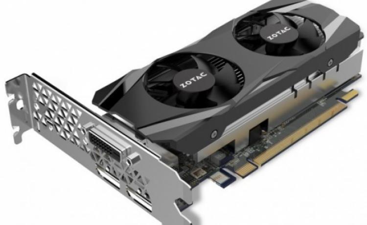 Компания Zotac показала видеокарты GeForce GTX 1050 и GTX 1050 Ti