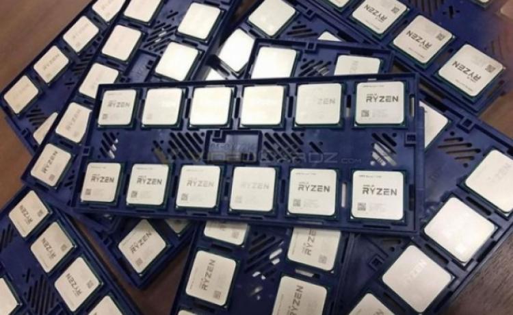 У процессоров Ryzen будет большой логотип