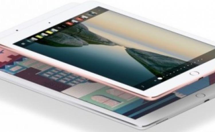 Выход 10,5-дюймового iPad отложен до мая или июня