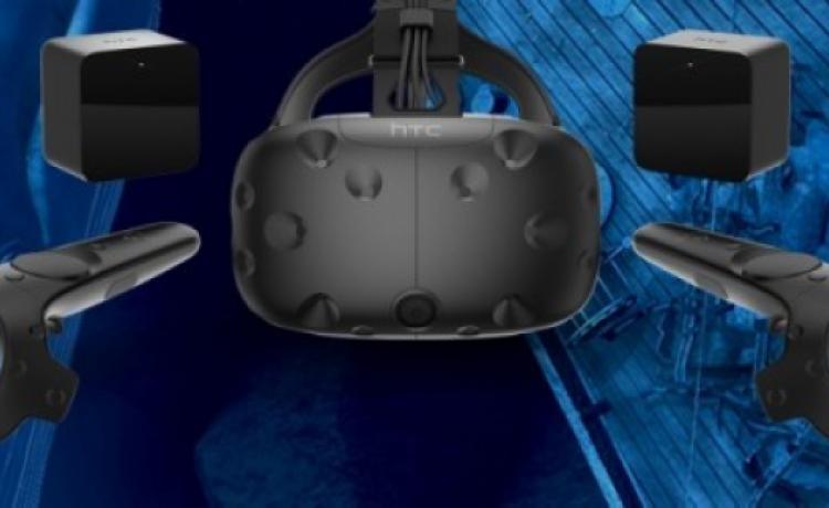 HTC готовит новый мобильный гаджет для виртуальной реальности