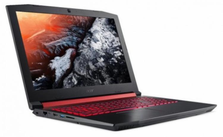Acer представила игровой ноутбук Nitro 5 для экономных геймеров