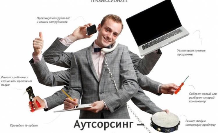 IT-аутсорсинг для малого и среднего бизнеса